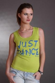 Майка JAST DANCE Mondigo