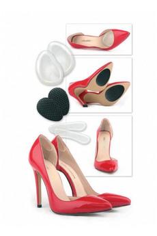 Набор стелек силиконовых для обуви Bradex